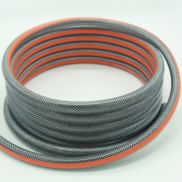 PVC Fiber Strengthen Soft Hose With Line