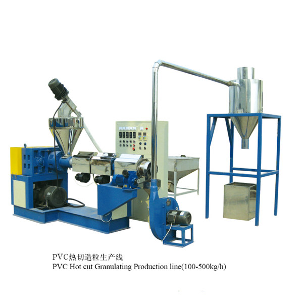 PVC Granule Production Line