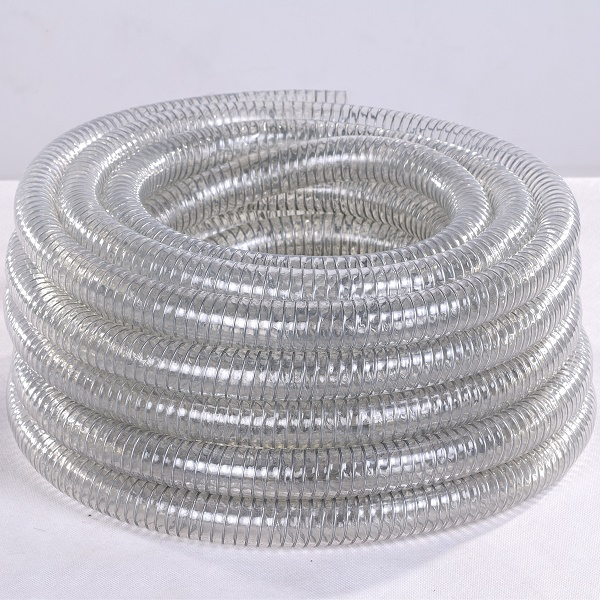 PVC Anti-Static Steel Wire Hose