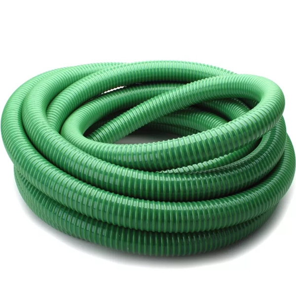PVC Smooth Spiral Suction Hose