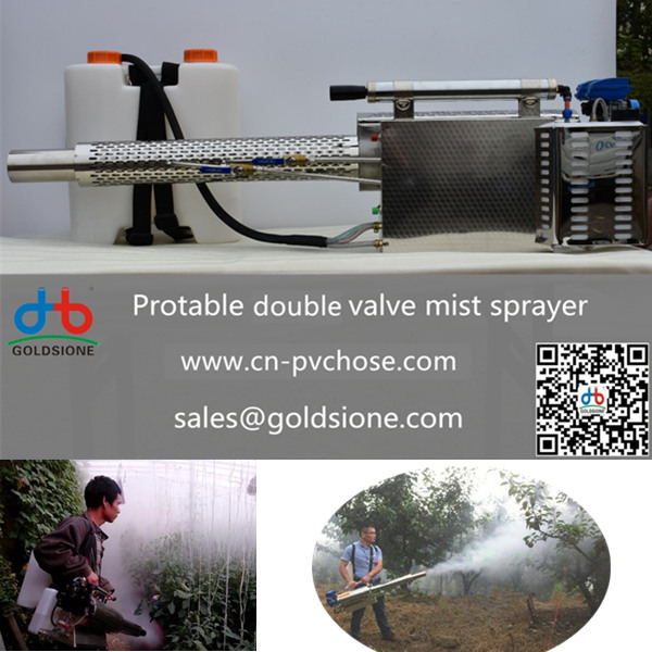 Mist sprayer-simple valve